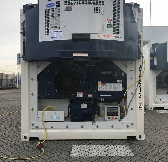 Reefer backup power systeem 01
